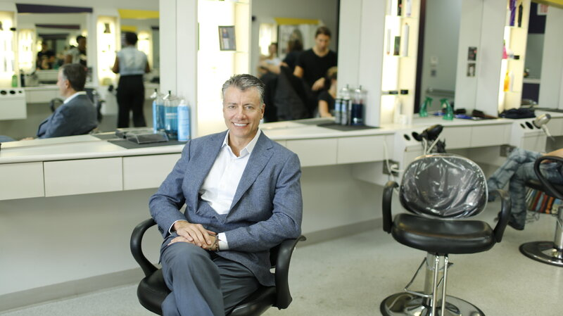 The Roots Of Franchising Took Hold In A Hair Salon Chain Npr