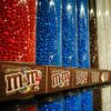 Colored M&M's