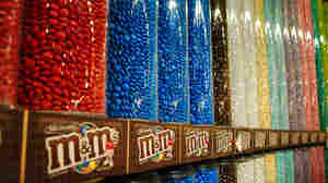 Colored M&M's