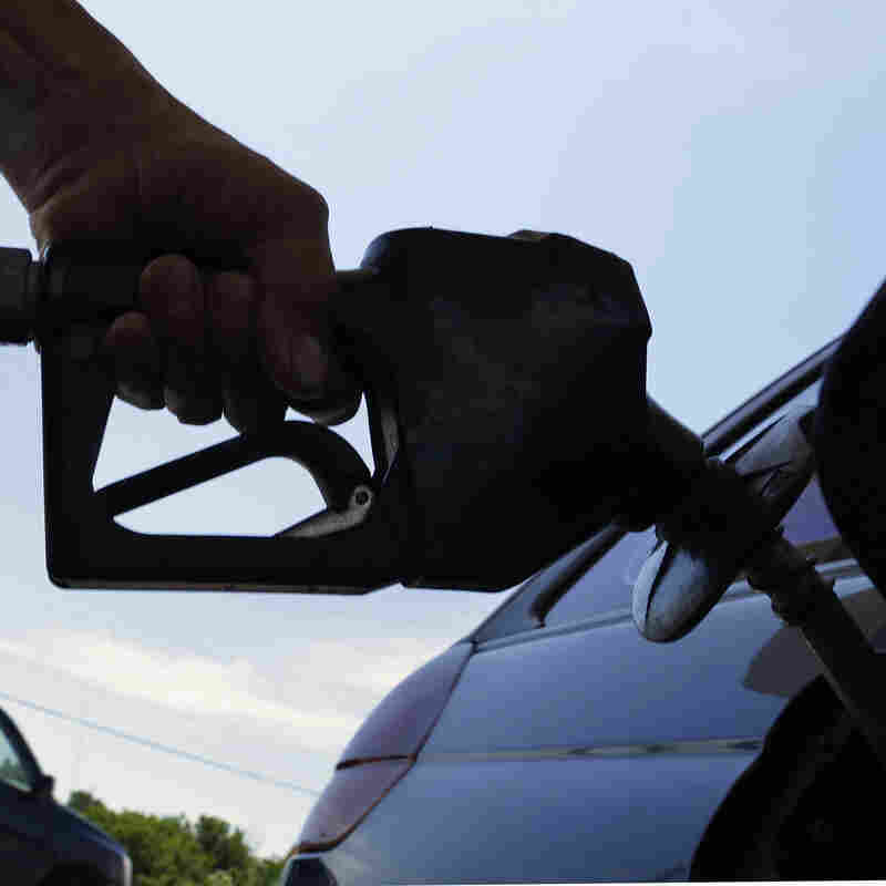 Declining Gas Prices Pump Up A Shaky Economy