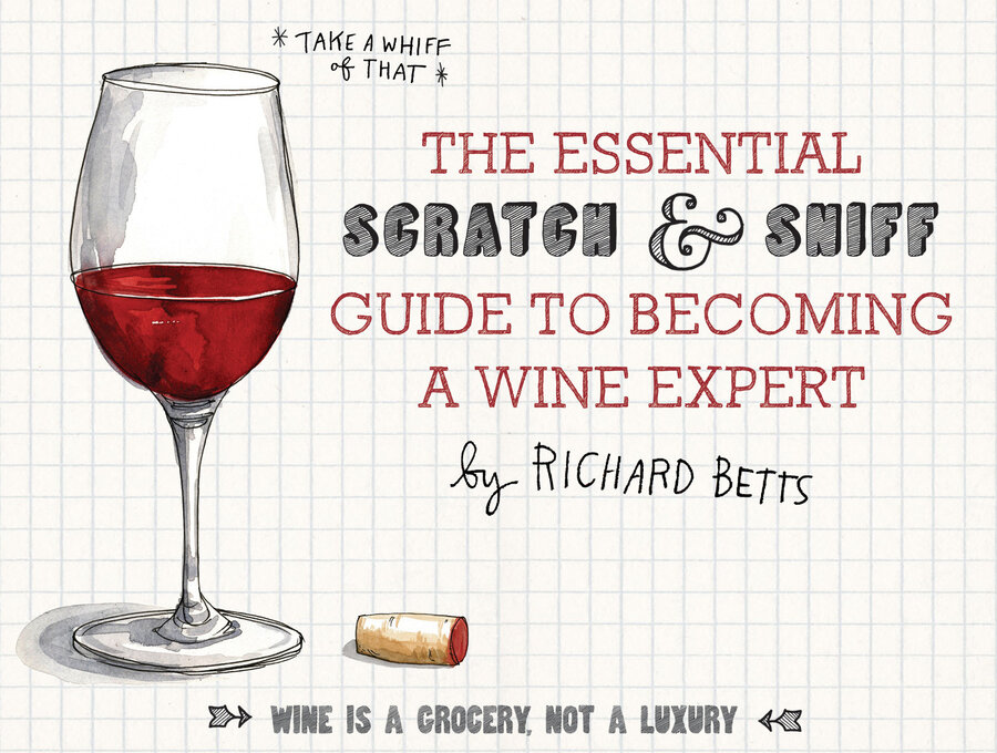 Scratch And Sniff Books For Adults