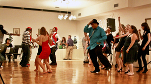 The homecoming dance was sparsely attended this year. Bluefield State College no longer has a football team or dorms, and the average student age is 27 years old.