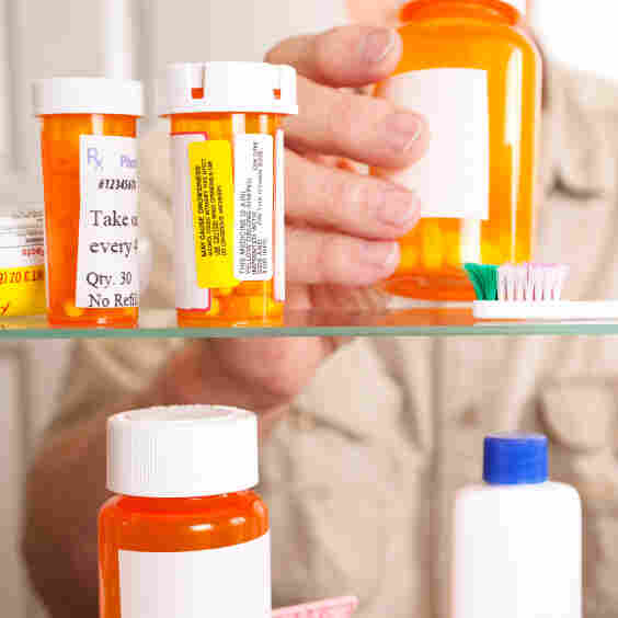 What's in your neighbor's medicine cabinets may influence overdose risk in the community.