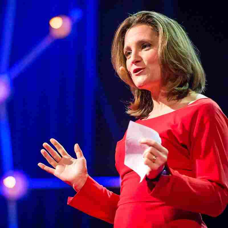 Chrystia Freeland: What Do The Rise Of Super-Fortunes Mean For The Rest Of Us?
