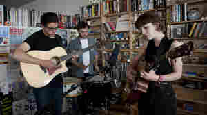 Daughter: Tiny Desk Concert