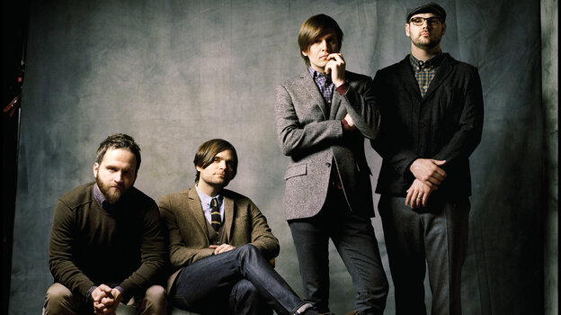 Death Cab for Cutie's Transatlanticism (10th  Anniversary Edition) comes out Oct. 29.