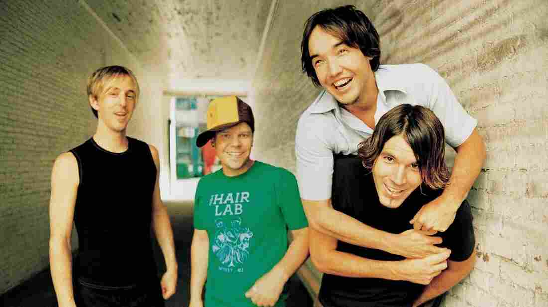 Hoobastank has sold more than 10 million albums. Does it really matter what you call your band?