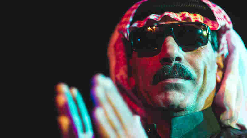Omar Souleyman, Live In Concert
