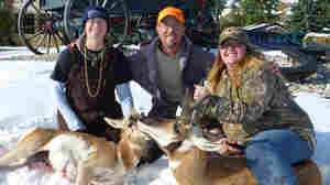 Enthusiasts Encourage More Women To Give Hunting A Shot
