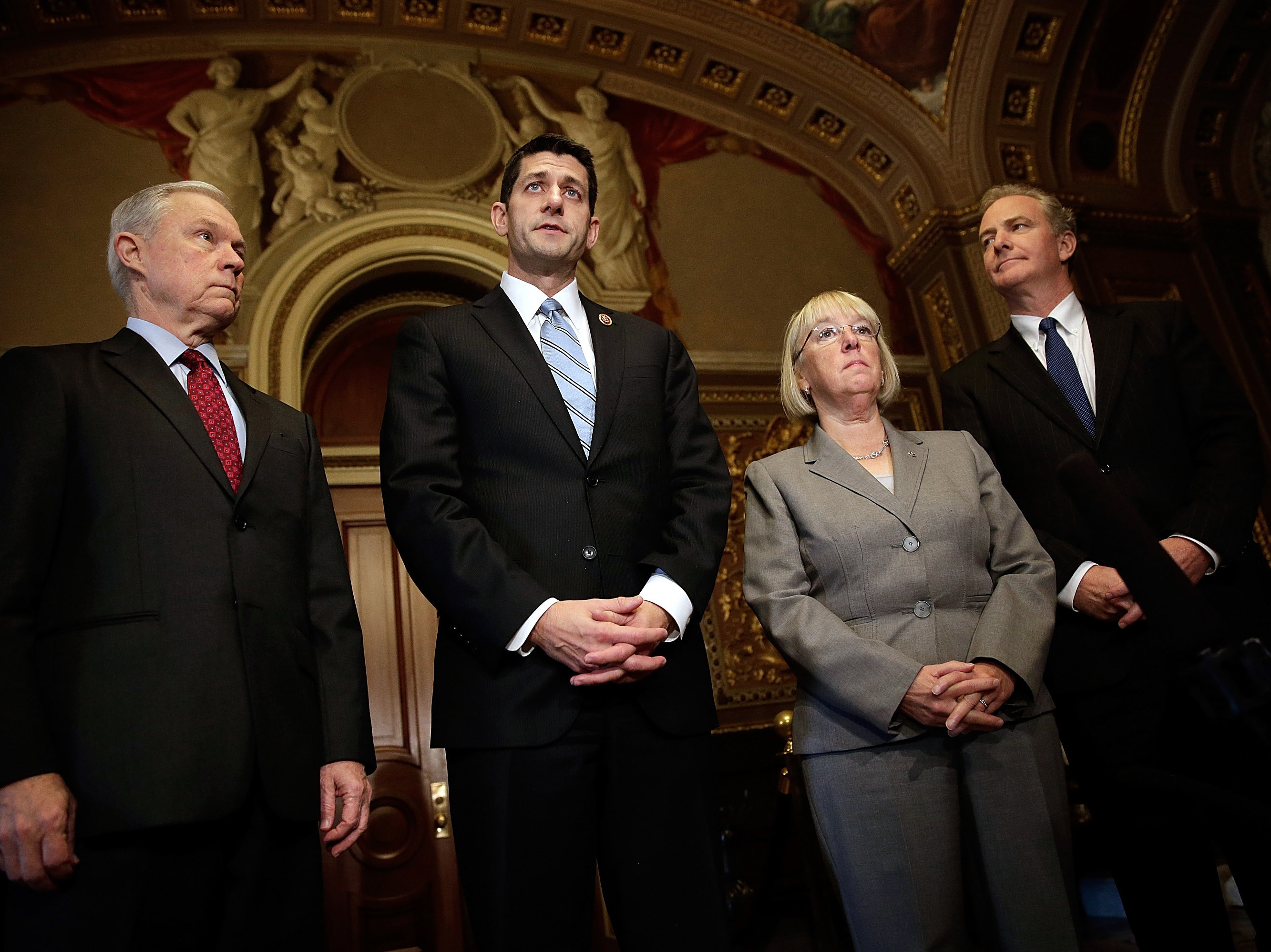 Can GOP, Democrats Come Together On A Budget By Dec. 13?