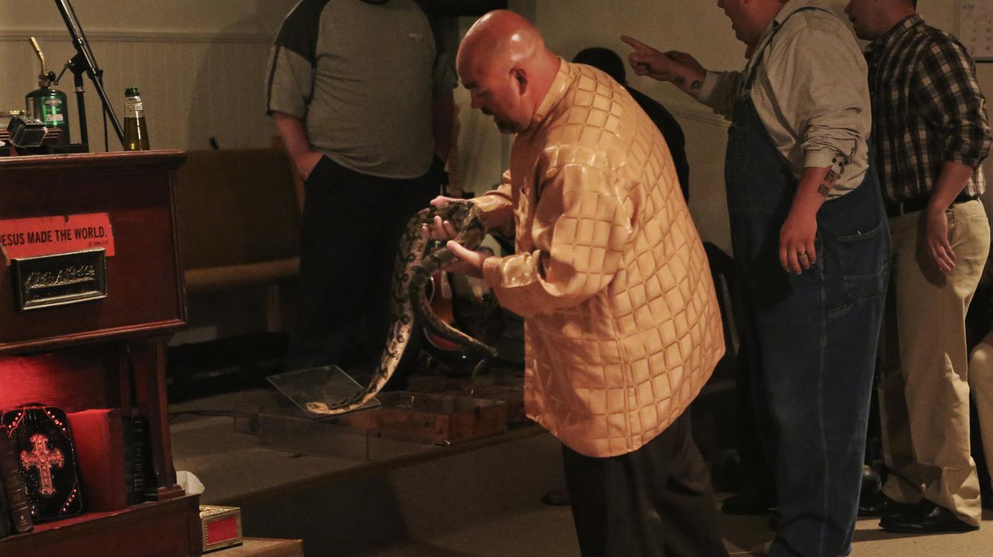 Serpent Experts Try To Demystify Pentecostal Snake Handling