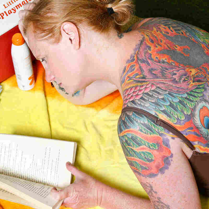 Shedding Stereotypes, More Librarians Show Us Their Tats