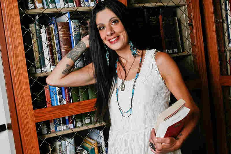 Melyssa Lentini, April