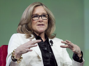 Burberry CEO Angela Ahrendts is moving to Apple, where she will head the company's retail division.