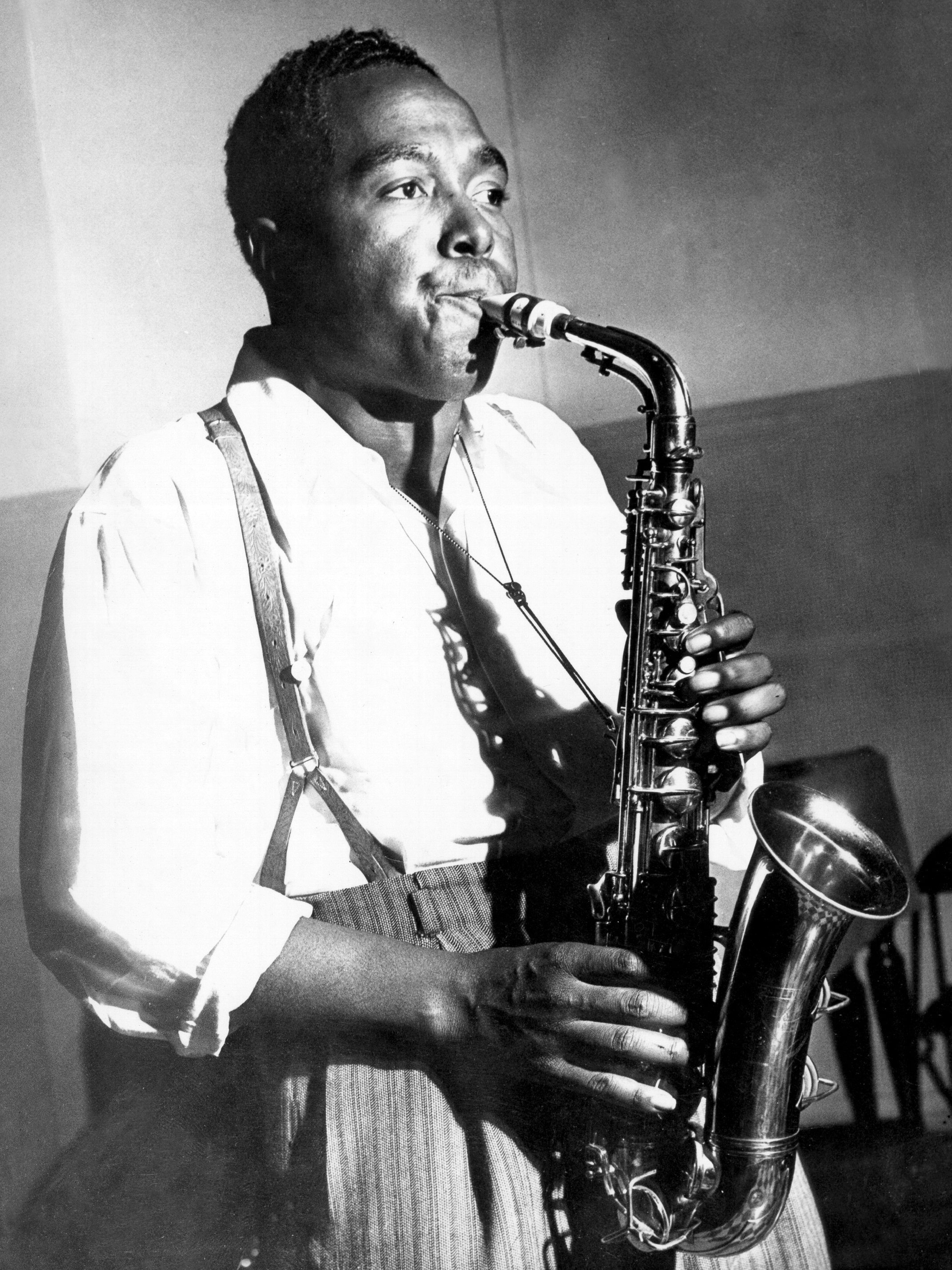 The Birth Of Bird: Young Charlie Parker Found Focus, Faith In Music