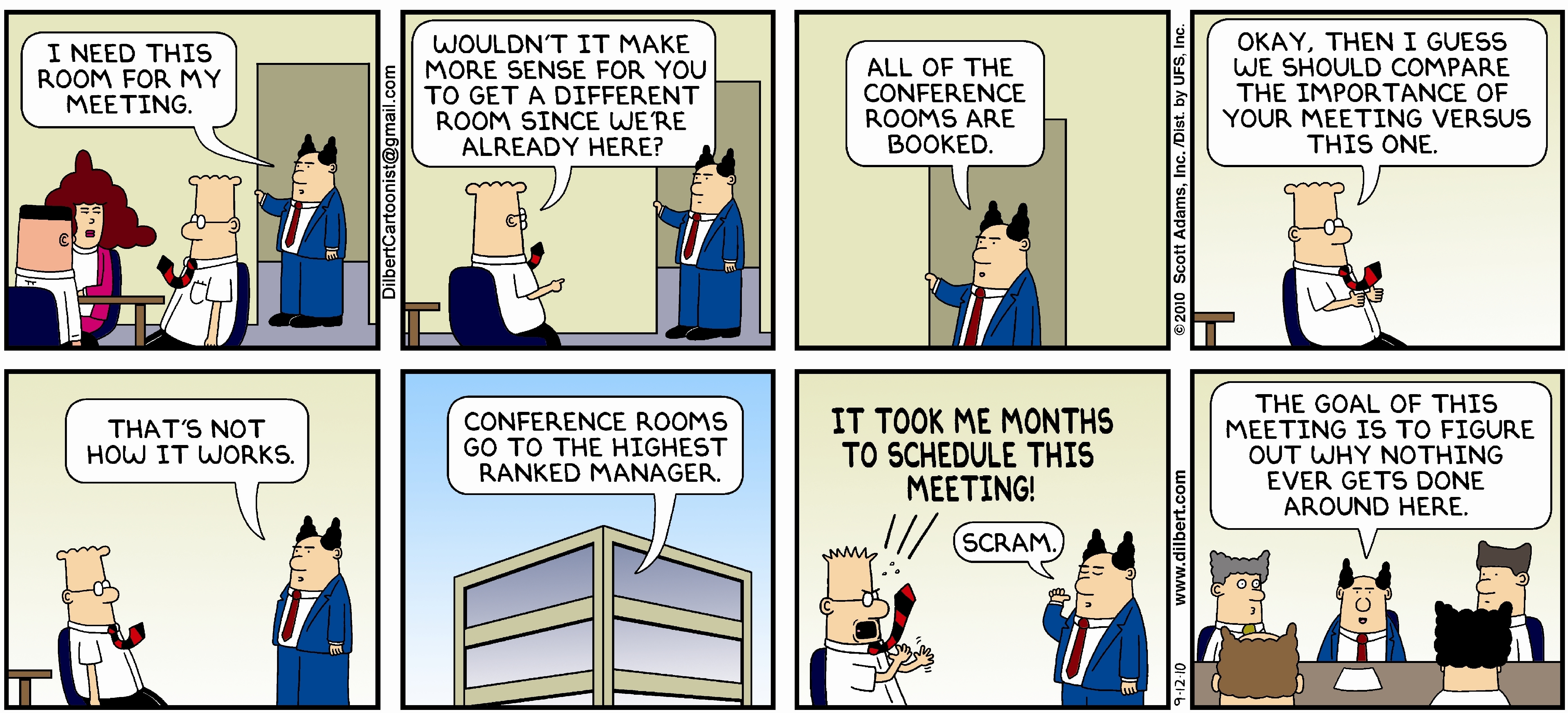 Scott Adams Explains 'How To Fail At Almost Everything' (Except Dilbert)