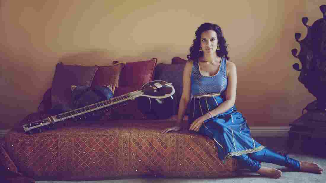 Anoushka Shankar's new album, Traces of You, comes out Tuesday.