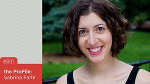 NPR Announcer Sabrina Farhi