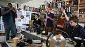 Matt Ulery's Loom: Tiny Desk Concert