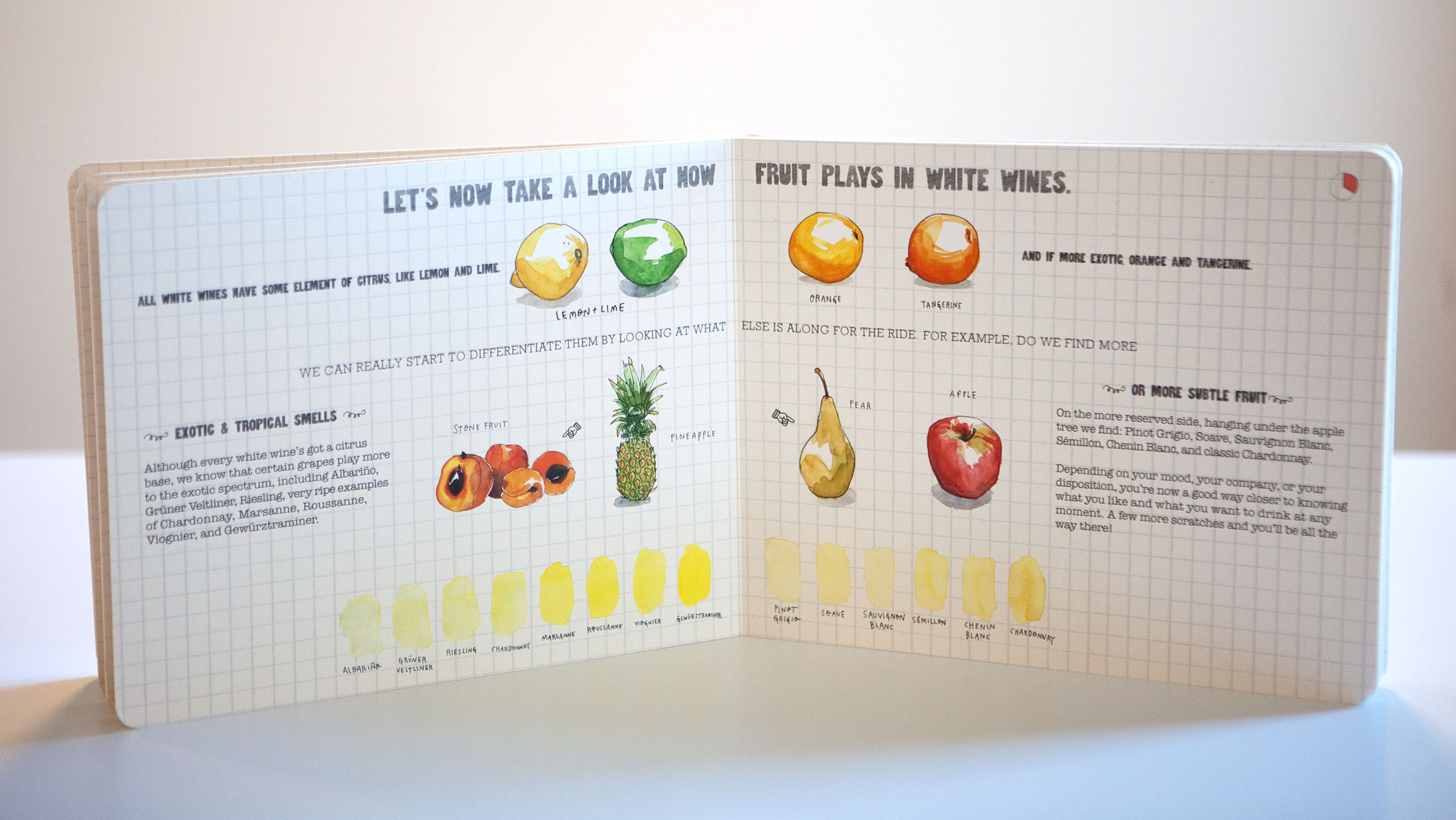Scratch 'N' Sniff Your Way To Wine Expertise ... Or At Least More Fun