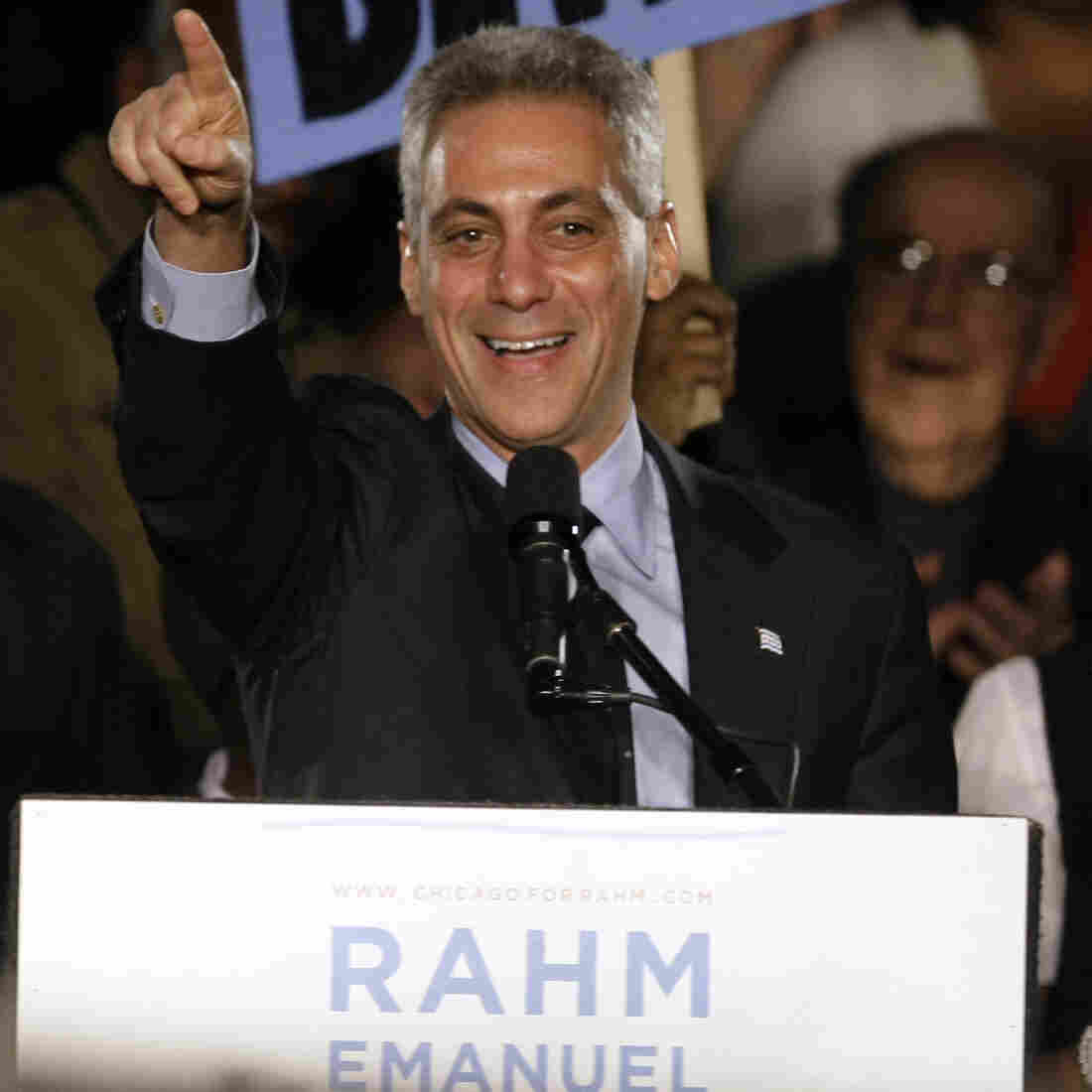 For Chicago Mayor Rahm Emanuel, A Mixed Midterm Report Card