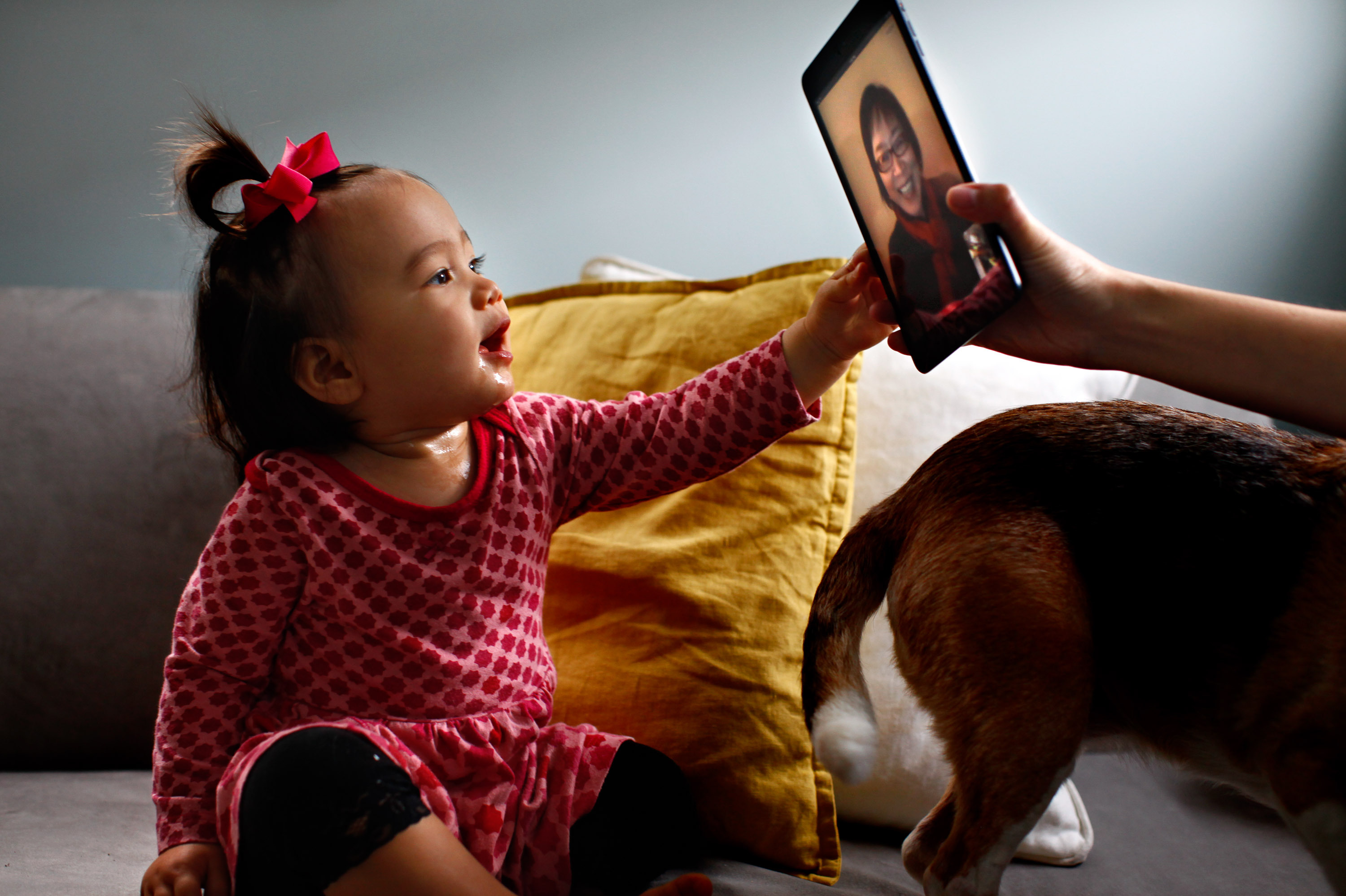 What You Need To Know About Babies, Toddlers And Screen Time