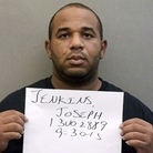 Convicted killer Joseph Jenkins in a photograph taken on Sept. 20 by the Orange County,Fla., Sheriff's Office — after he escaped from prison. Jenkins went to the Orange County Jail to register as a felon.