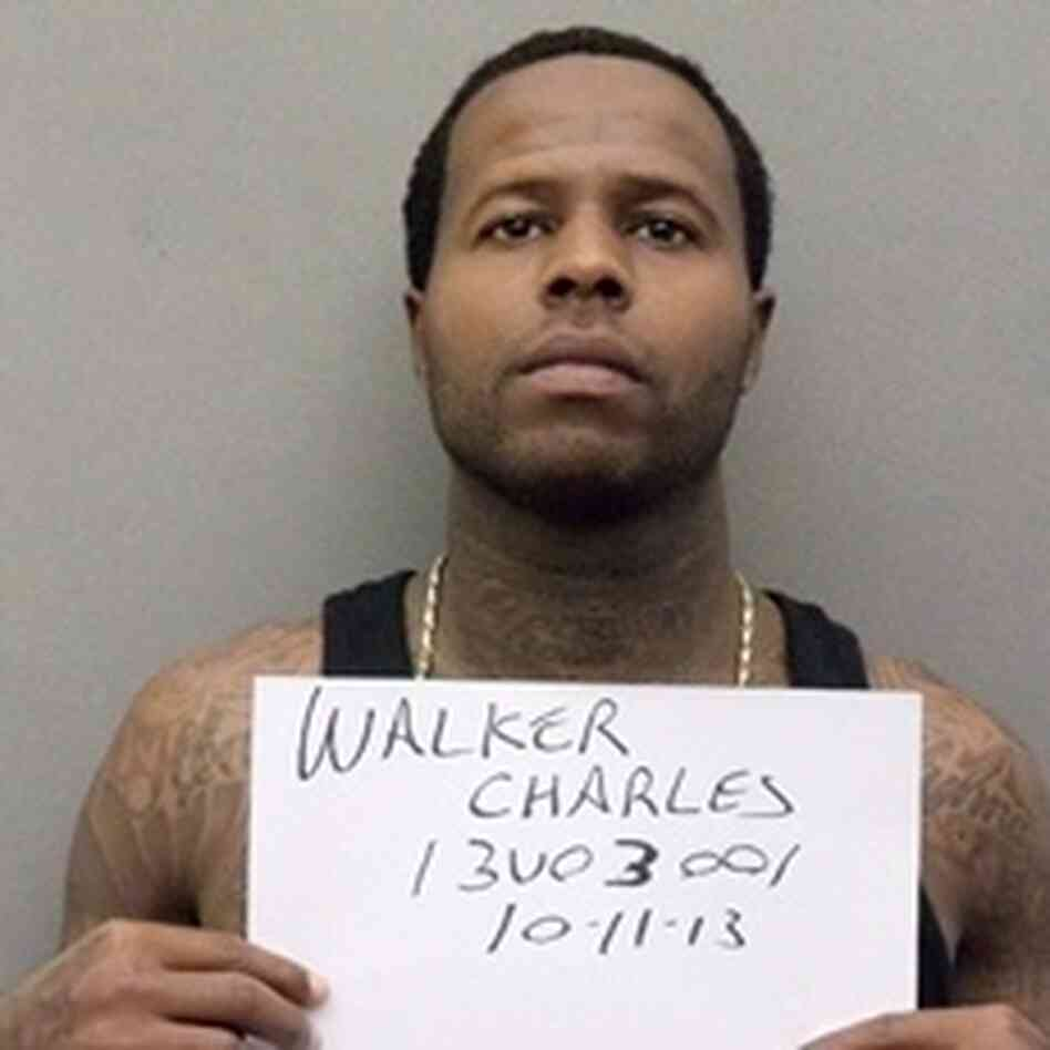 Convicted killer Charles Walker in a photograp