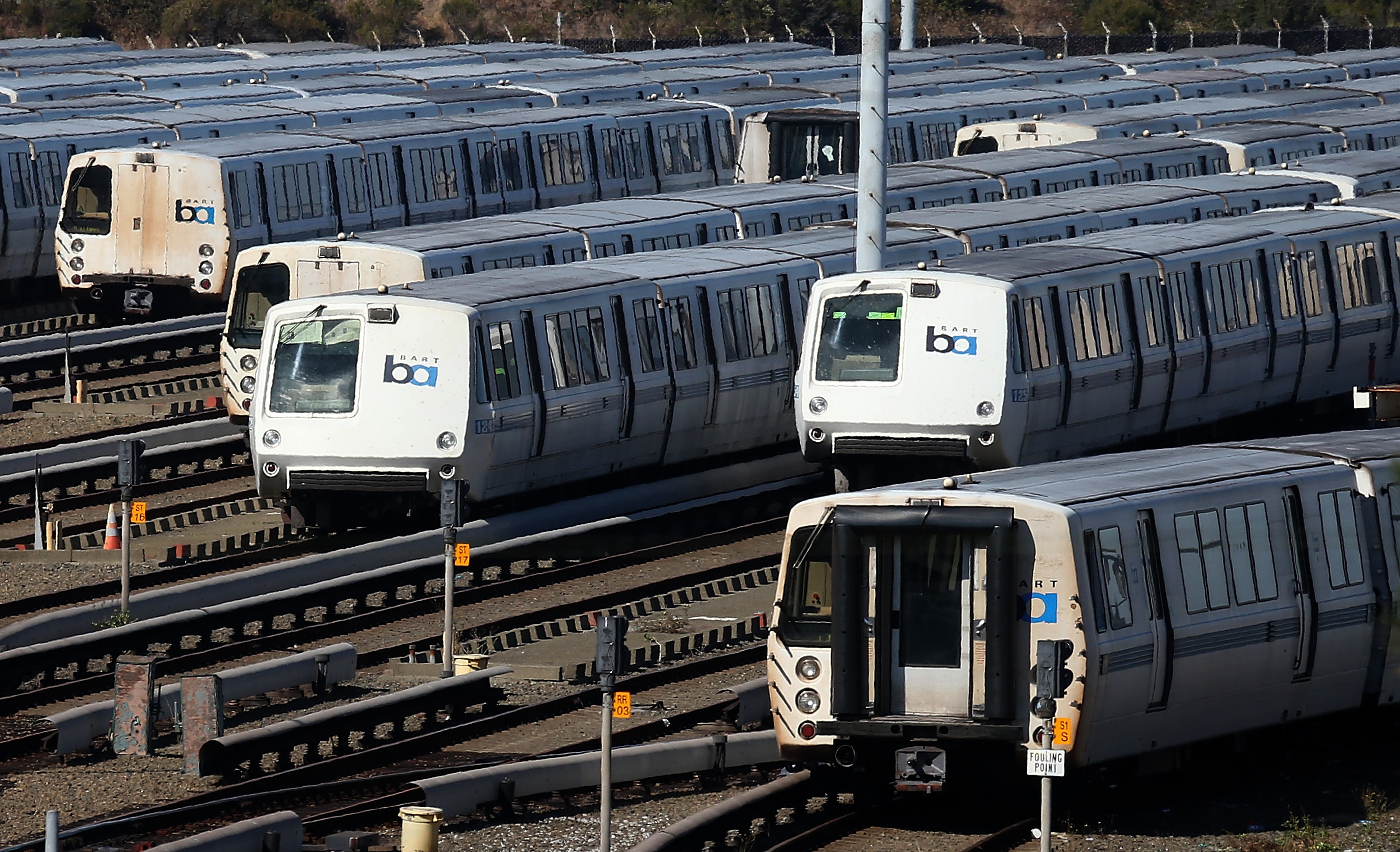 As Strike Continues, Two Bay Area Transit Workers Killed By Train
