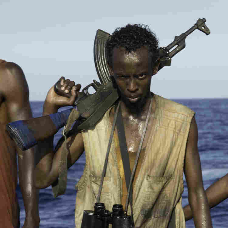 'Captain Phillips': A First-Time Actor, Opposite Tom Hanks