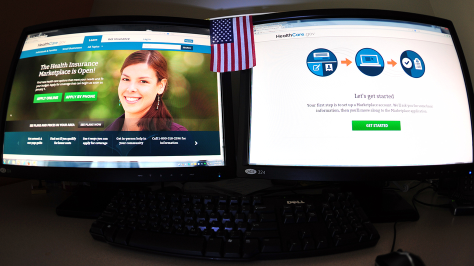 HealthCare.gov has been plagued with problems since the health insurance exchange site opened Oct. 1. (AFP/Getty Images)
