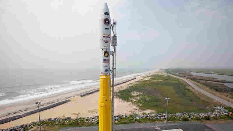 Government Shutdown Delays Rocket Launch