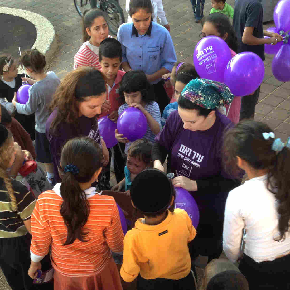 Election In Ultra-Orthodox Israeli Town Tests Gender Norms