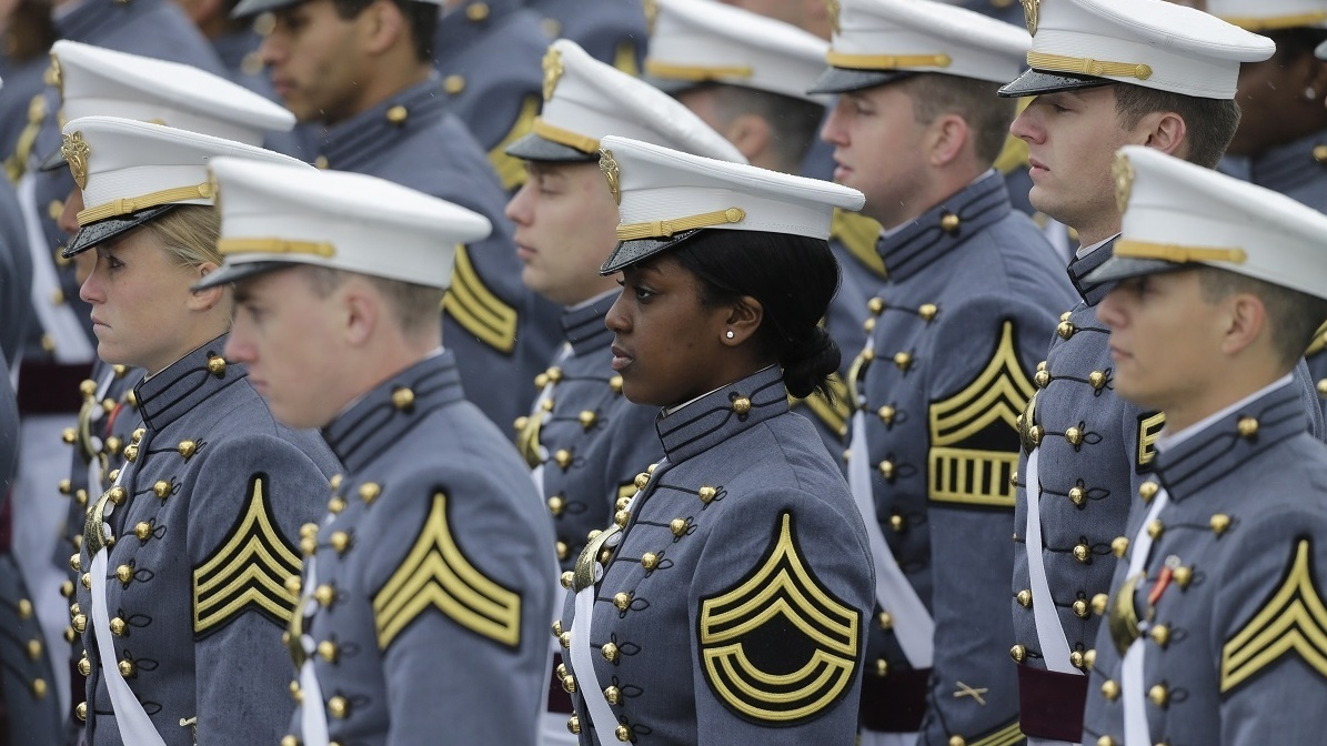 black single women in west point On the morning of july 7, 1976, 119 women joined the corps of cadets, establishing the first class of females at the united states military academy at west point.