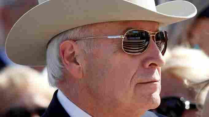 Former Vice President Dick Cheney in April.