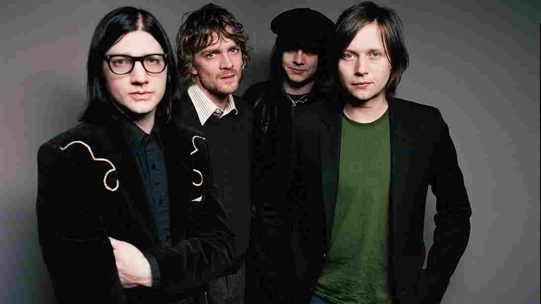 The Raconteurs.