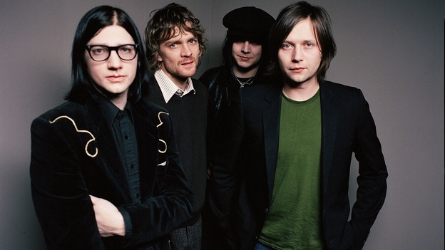 The Raconteurs. (Courtesy of the artist)