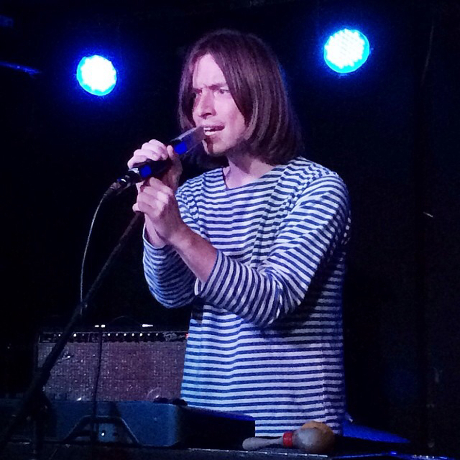 """""""Jacco Gardner was way too young when The Zombies recorded Odessey and Oracle in 1968, but it sounds like he was a fly on the wall. Gardner is a 20-something from the Netherlands making music with digital harpsichords. Such fun."""" - Bob Boilen"""