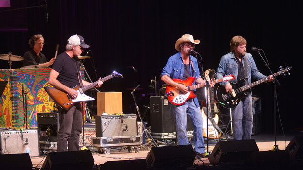 The Bottle Rockets performing live on Mountain Stage.