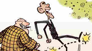 Double Take 'Toons: Down The Road Again?