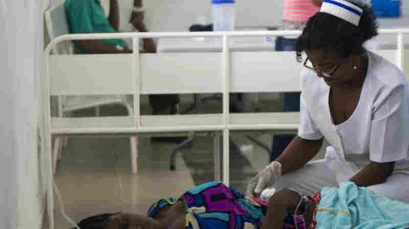 Haitian Cholera Strain Spreads To Mexico