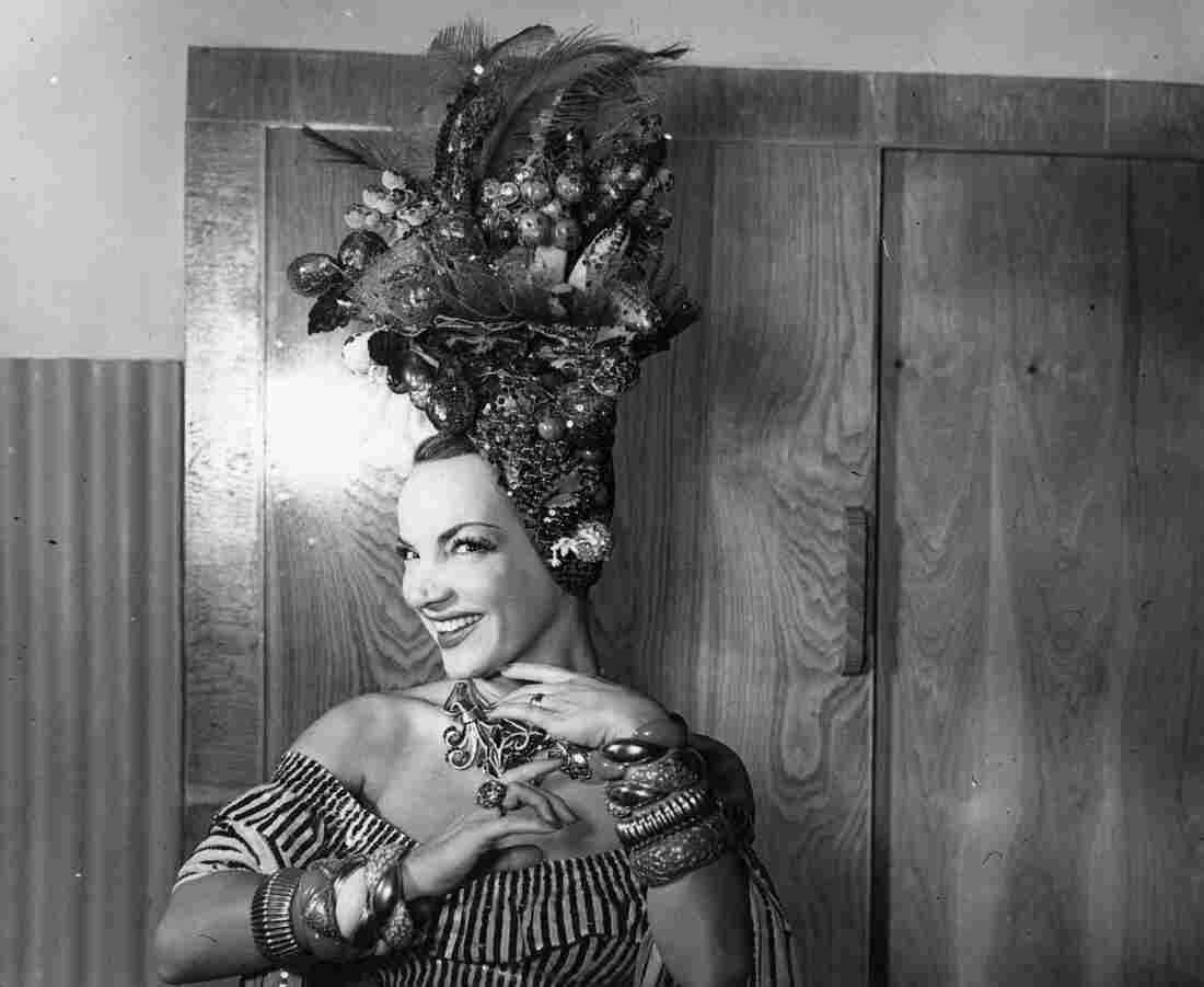 Nobody rocked the fruit look quite like Carmen Miranda.