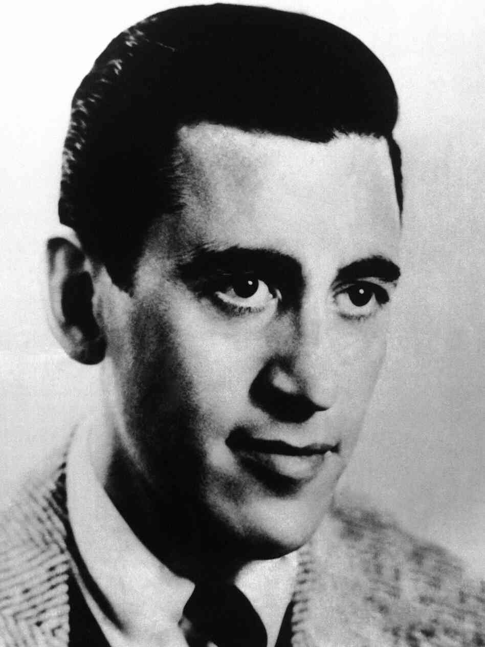 Salinger, shown here in September 1961, comes off as both diffident and confident in his lette