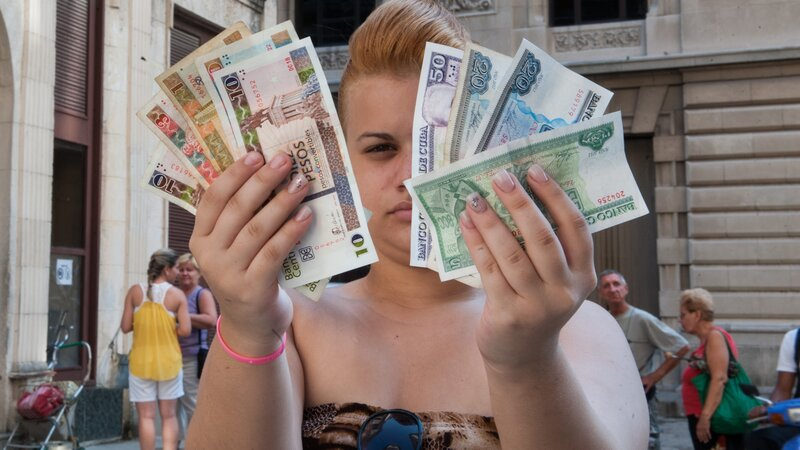Cuba To Phase Out Two Peso Currency System The Two Way Npr