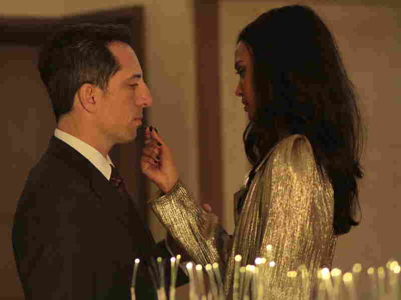 Marc will become smitten with Nassim (Liya Kebede), a supermodel who may just be too good to be true.