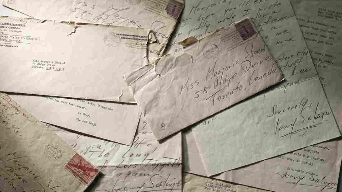 J.D. Salinger wrote nine letters and postcards to aspiring Canadian writer Marjorie Sheard.