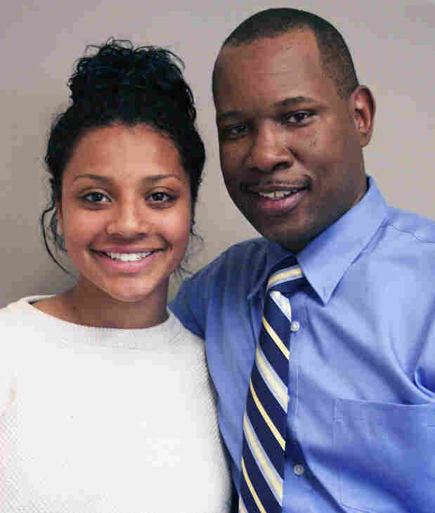 Wil Smith visited StoryCorps with his daughter, Olivia, in Sheffield, Mass., in 2012.