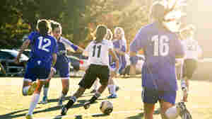 Want Your Daughter To Be A Science Whiz? Soccer Might Help