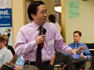 Todd Park is the U.S. government's chief technology officer.