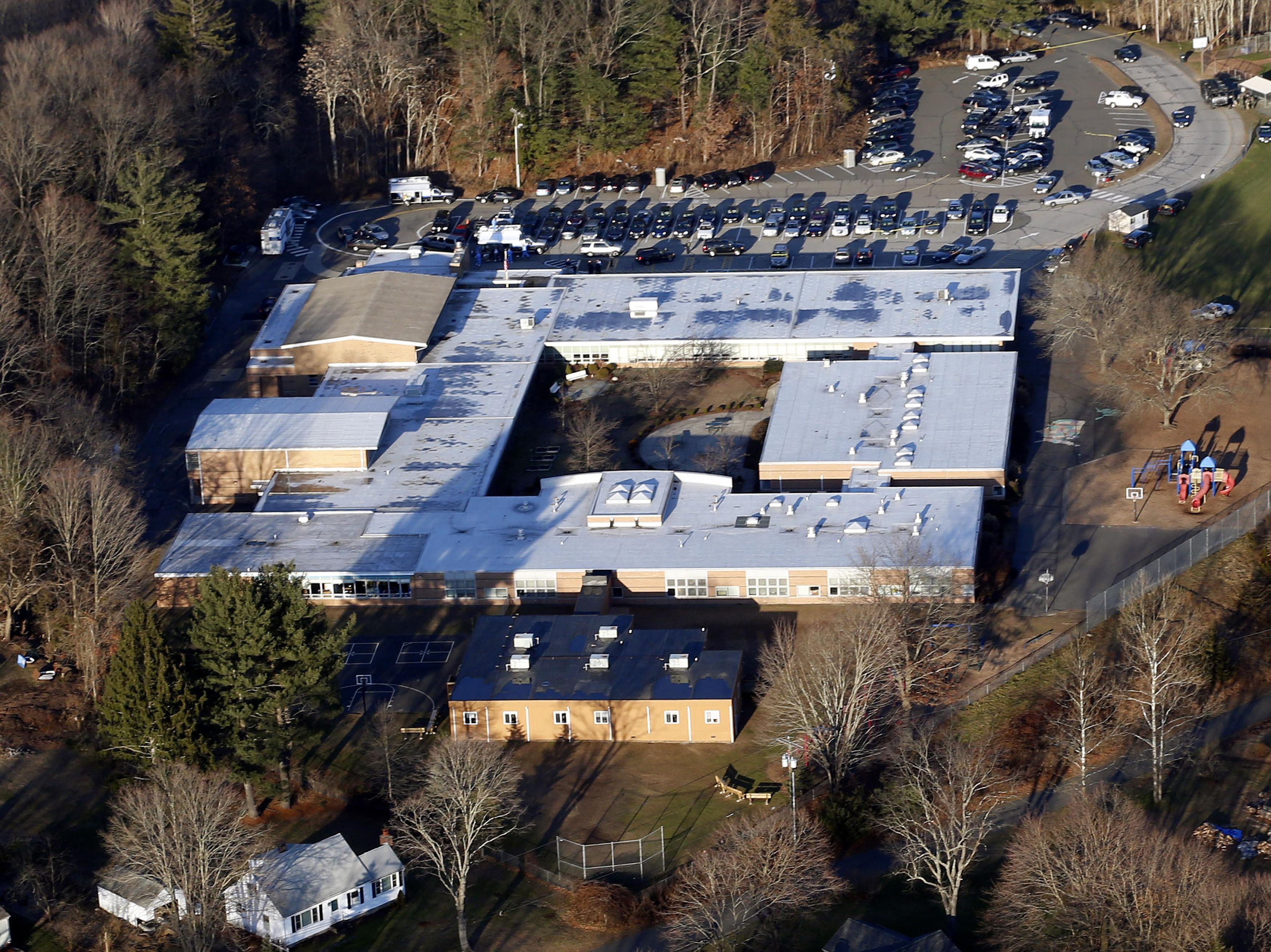 Newtown Residents Demolish A School, And Violent Memories